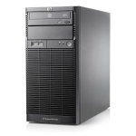 HP ProLiant ML110G6 Xeon X3430 RAM 2 GB - HD 2X250GB