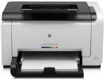 Impresora HP Color LaserJet CP1025NW USB, WiFi