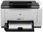 Impresora HP Color LaserJet CP1025NW USB, WiFi